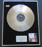 MICHAEL JACKSON - the Best Of michael jackson PLATINUM LP presentation Disc